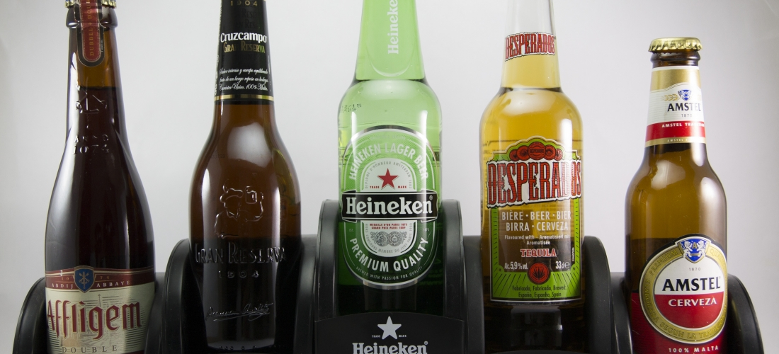 Display Multimarca Grupo Heineken