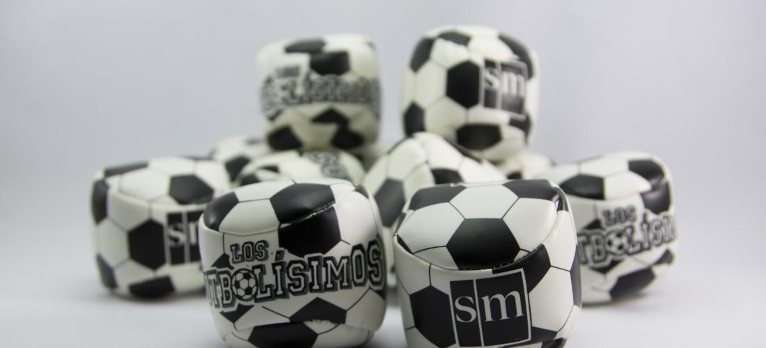 Balón Futbolísimos SM