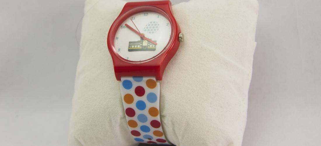 Reloj El Barco de Vapor SM