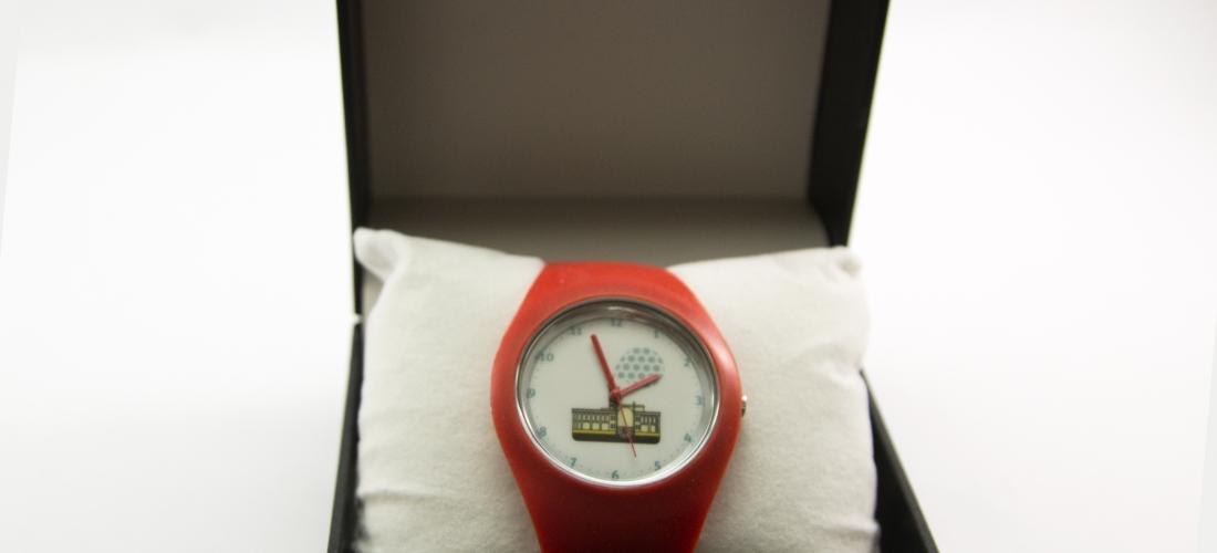 Reloj SM Rojo