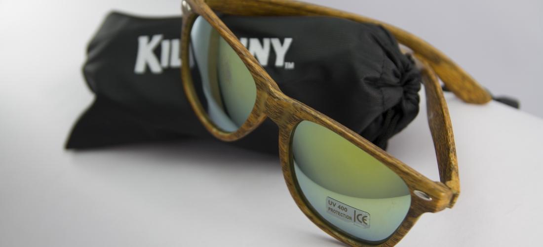 Gafas efecto madera Kilkenny