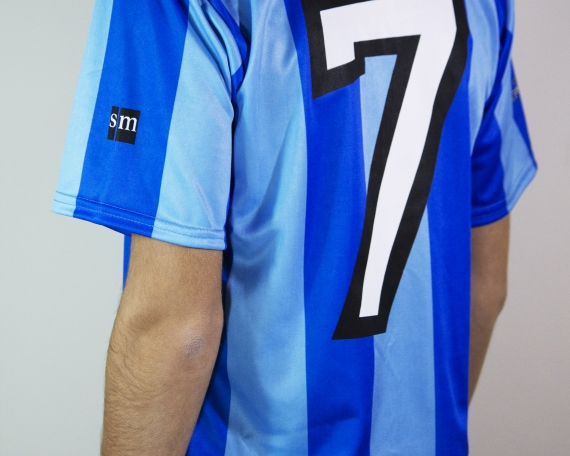 Camiseta Futbolísimos SM