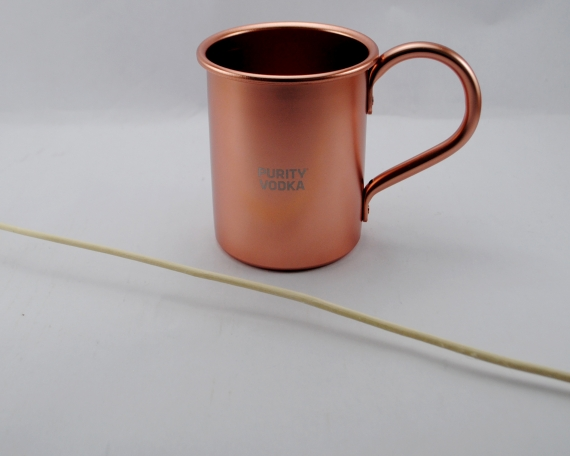 Taza moscow mule Purity Vodka