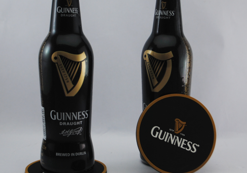Posavasos PVC Guinness